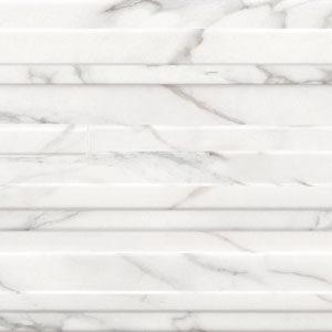 Carrara - Bianco Intarsio