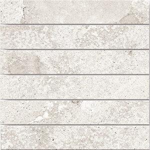Palladiana - Mosaico Listello Bianco