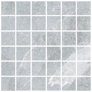 Ultra - Mosaico Grigio Chiaro